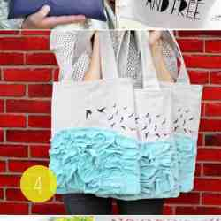 5 DIY Bags for Your Inner Bag Lady