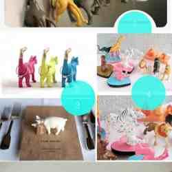 5 Plastic Animals DIYs for Your Inner Child