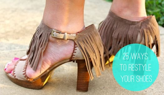 DIY for shoes