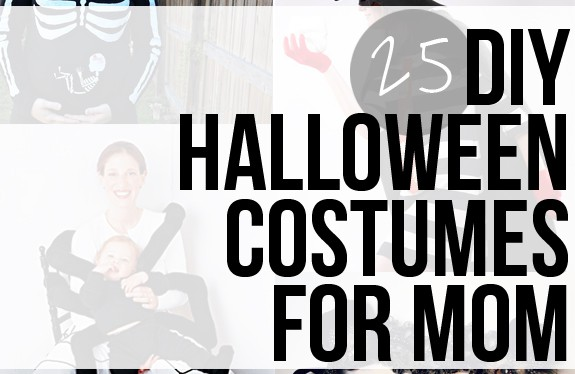 25 DIY Halloween Costumes for Mom | HelloGlow.co