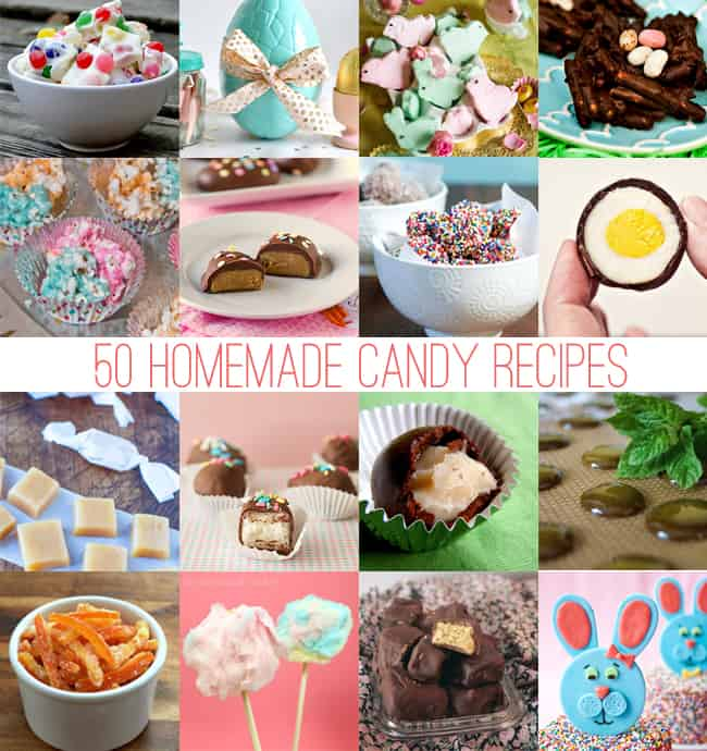 50 Homemade Easter Candy Recipes