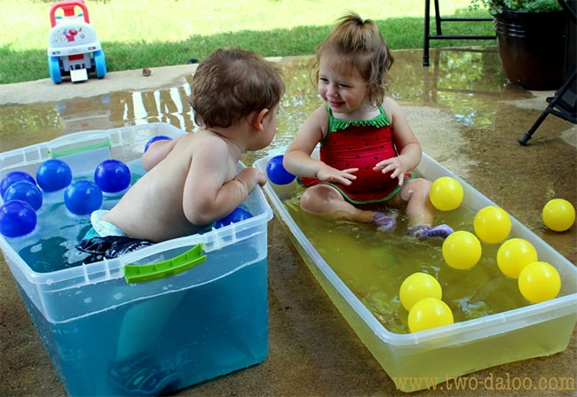 25 Water Activities for Kids
