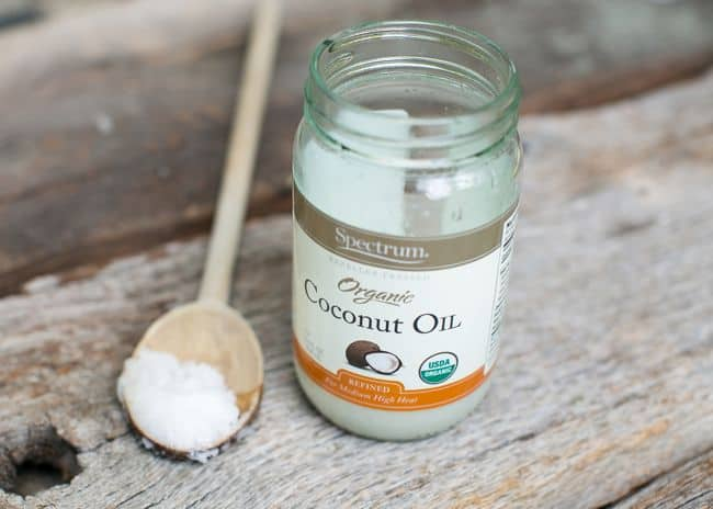 Coconut Oil Hair Mask | HelloGlow.co