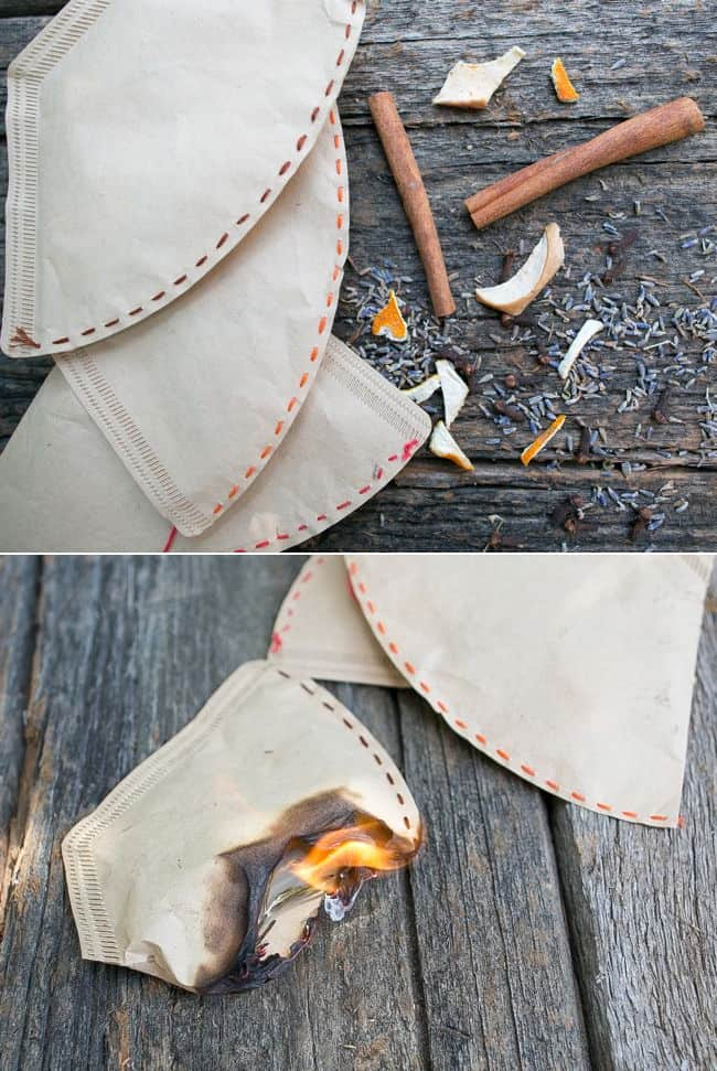 Homemade Firestarter | HelloGlow.co