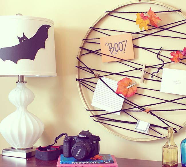 Halloween Web Hoop | Hello Glow
