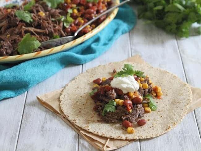 50 Healthy Crockpot Recipes | HelloGlow.co