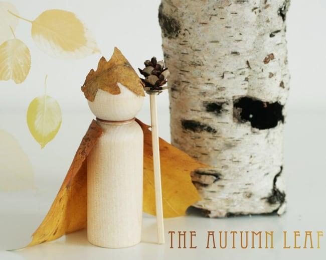 Fall Kids Craft King