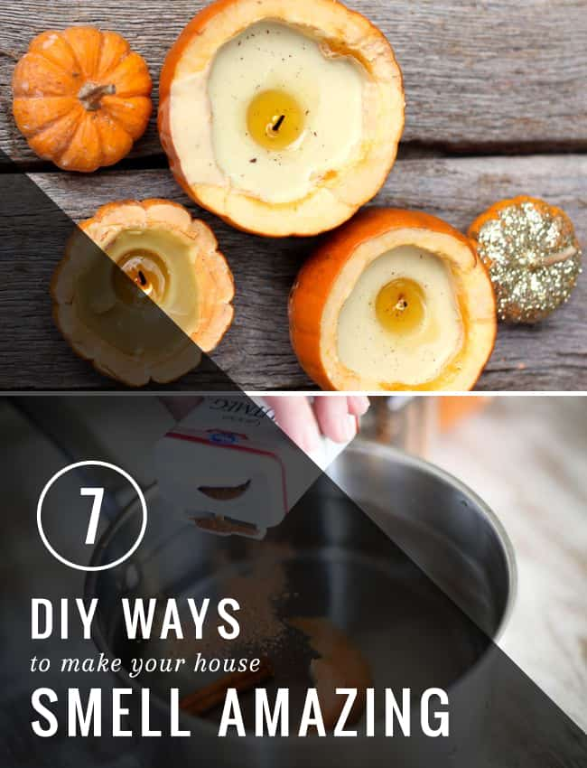 7 diy ways to make your house smell amazing diy home