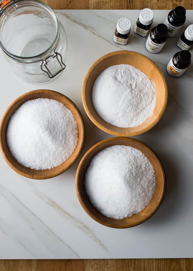 Homemade Bath Salts | HelloGlow.co