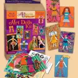 Artterro 'Girls Night In' Eco Art Kit Giveaway