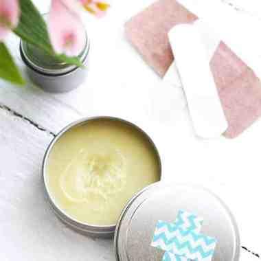 Natural DIY Neosporin Salve Recipe