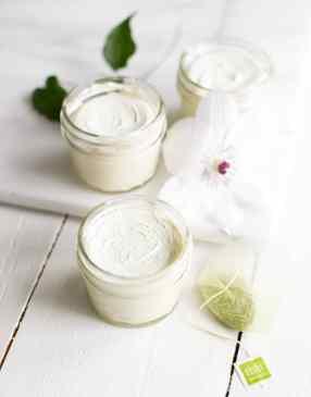 GreenTea Homemade Sunscreen