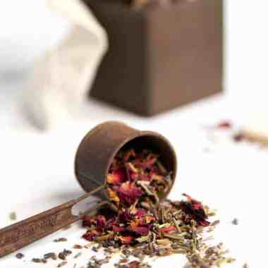3 Customized Tea Blends for Stress, Motivation + Mood