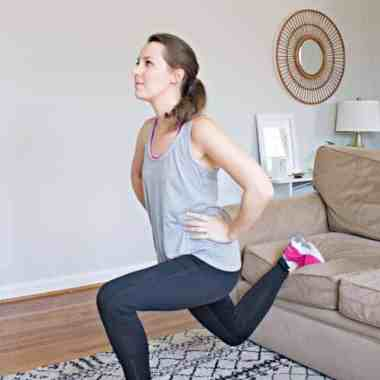 4 Exercises to Do in Front of the TV