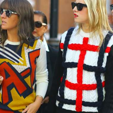 7 Fall Sweaters To Cozy Up To
