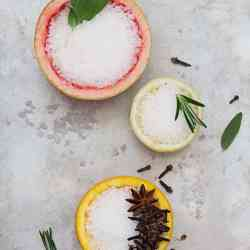 3 Ways to Make Citrus Rind Diffusers To Freshen the Air Naturally