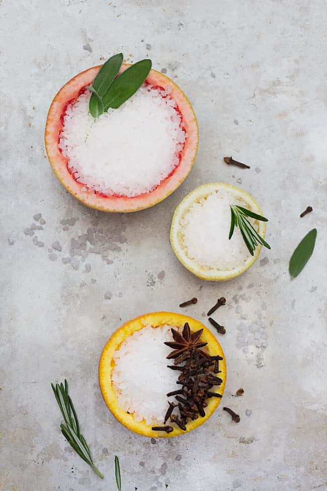 3 Easy Ways To Make CITRUS RIND DIFFUSERS With A Few Common Kitchen Ingredients: REFRESH YOUR HOLIDAYS