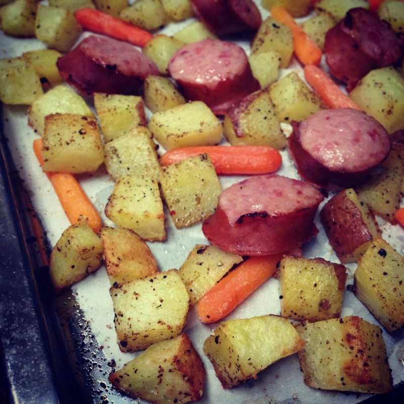 Large Of Smoked Sausage Recipes With Potatoes