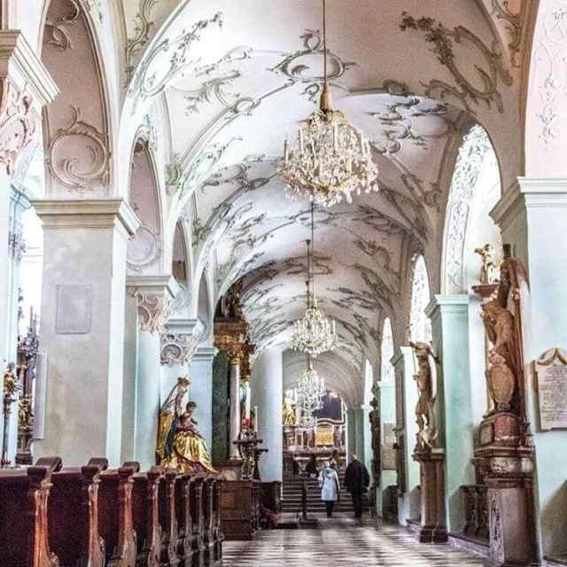 I love the colors in Salzburg