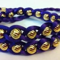 DIY Wrap Bracelet | HelloNatural.co
