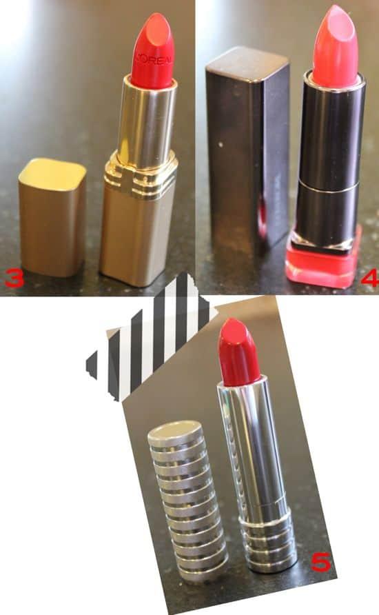 Red Lipstick Picks | HelloNatural.co