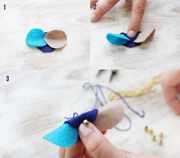 Garland Necklace How To