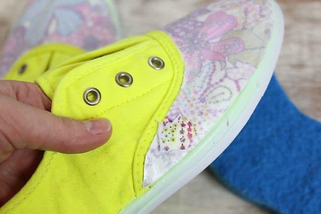 Shoes DIY Tutorial