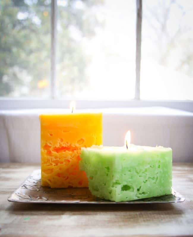 How to Make Ice Candles | HelloNatural.co
