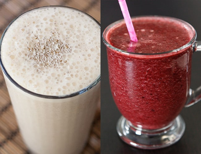 12 Fast, Healthy Smoothies | Henry Happened