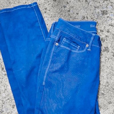 Indigo DIY Jeans