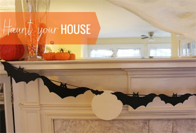25 Haunt Your House Ideas | Henry Happened