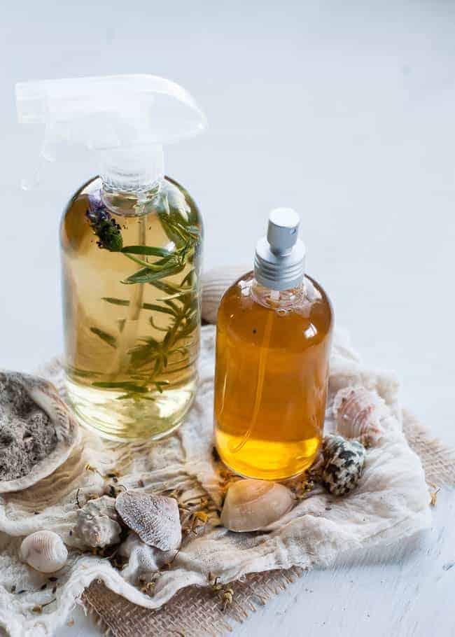 DIY Sea Spray for Hair + Body   HelloNatural.co