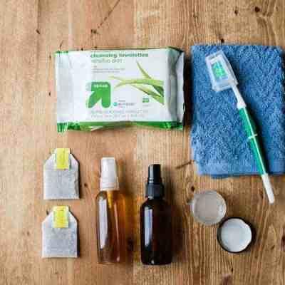 Travel Beauty Essentials | HelloNatural.co