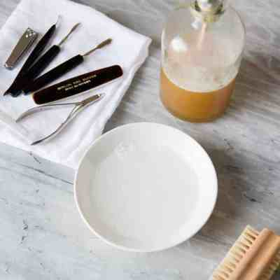 Salon-Worthy At Home Manicure | HelloNatural.co