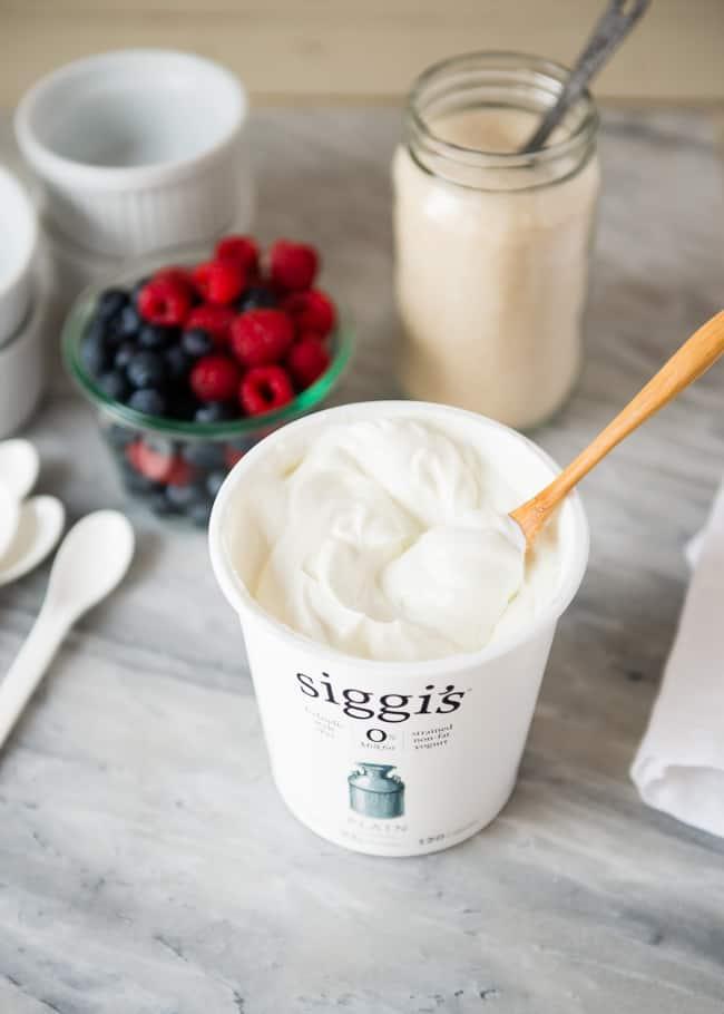 Yogurt Creme Brulee   HelloNatural.co