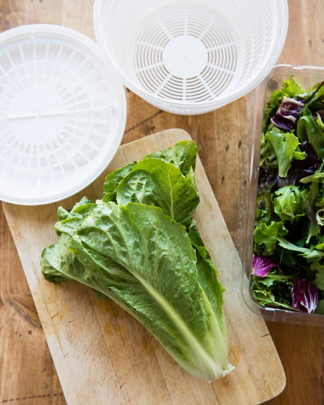 How To Pack Salads For The Week-2