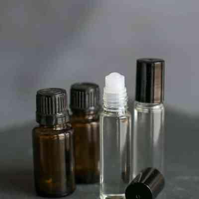 DIY Aromatherapy Rollons