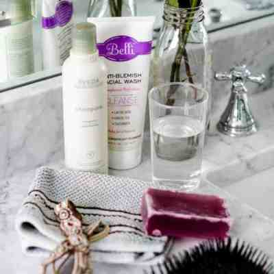 5 Tips for Teenage Skincare