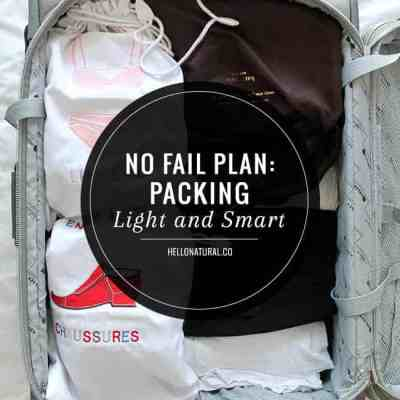 10 Packing Tips