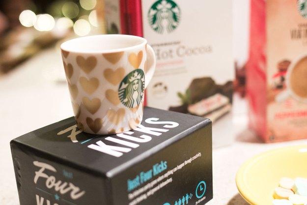 Starbucks Mini Mug & Hot Cocoa Bar // Hello Rigby Seattle Lifestyle Blog
