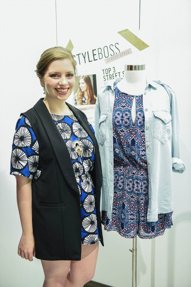 Jenn Haskins of Hello Rigby at Westfield Southcenter Style Boss Event // Hello Rigby Seattle Fashion Blog