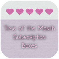 Time of the Month Subscription Boxes