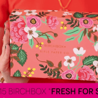 April 2015 Birchbox Spoilers & Coupon - Sample Choice, Curated Boxes, and Birchbox Plus