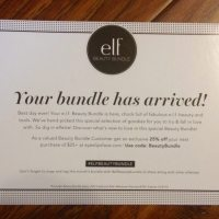 May 2015 e.l.f. Beauty Bundle Review