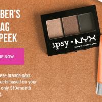 Ipsy Spoilers - September 2015