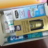 September 2015 Walmart Beauty Box Review - Fall Box
