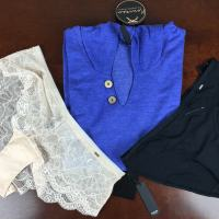 Wantable Intimates October 2015 Subscription Box Review