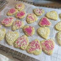 Foodstirs January 2016 Subscription Box Review - Heart Cookies