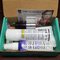 Beauty Box Five January 2016 Subscription Box Review