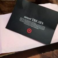 Target February 2016 Beauty Box Review - Sweet Treats Box!
